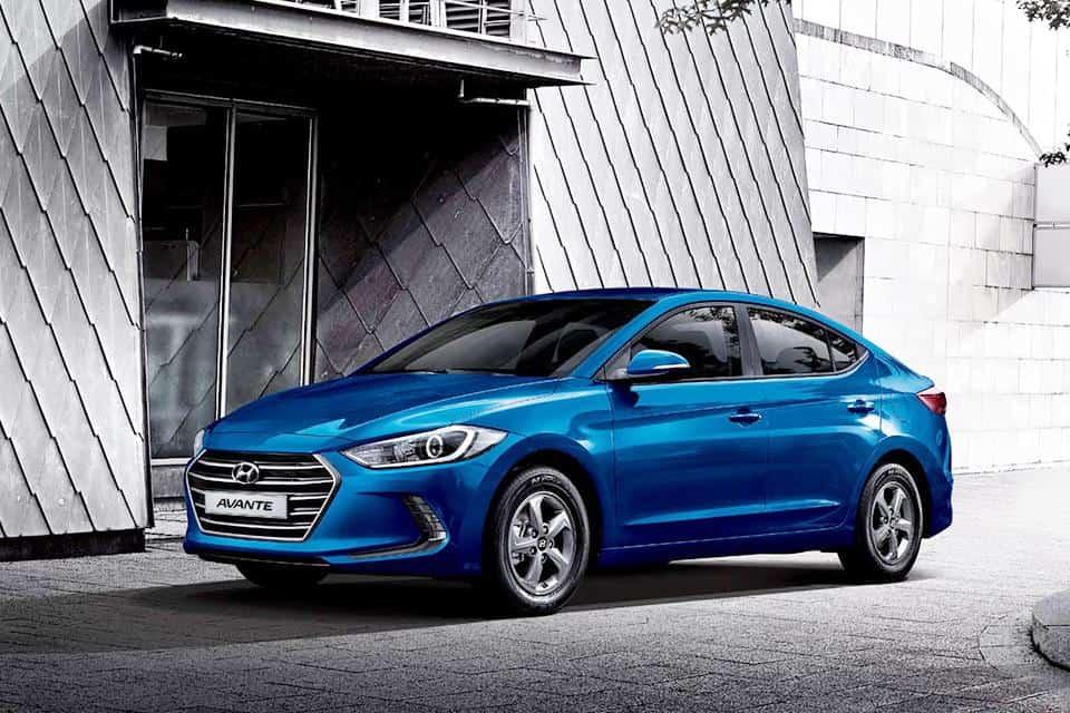 Hyundai discounts