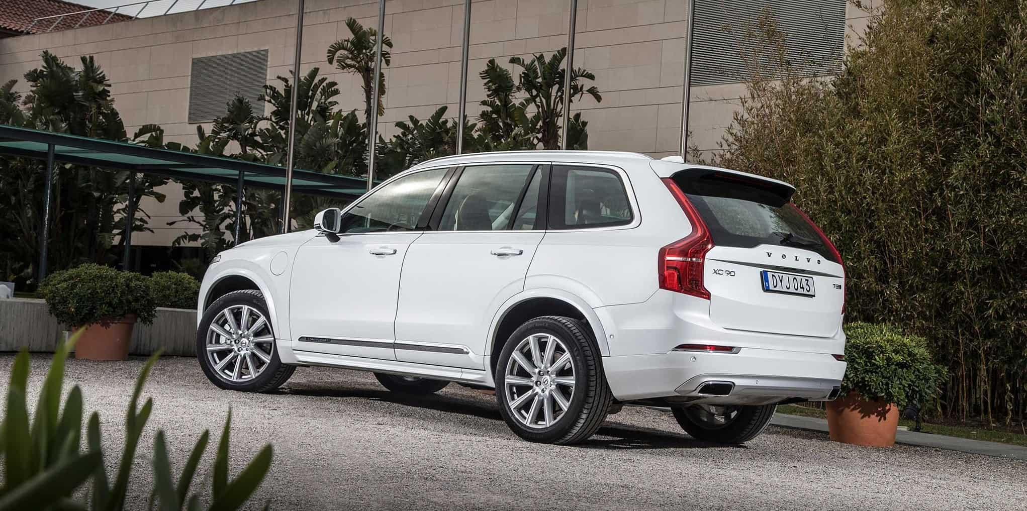 XC90 T8 Excellence Plug-In Hybrid