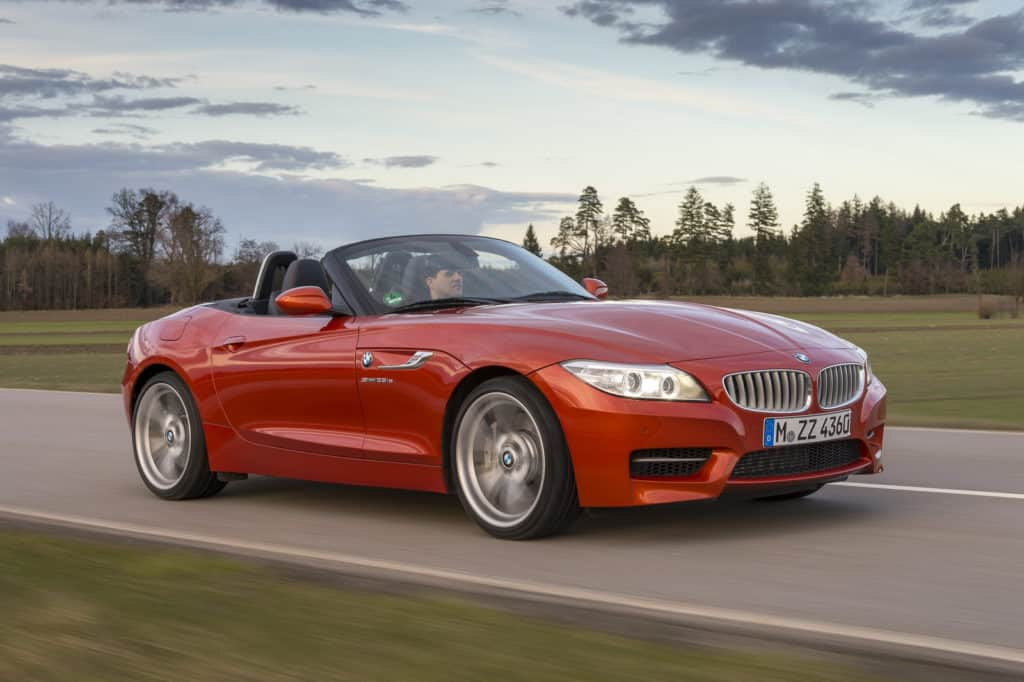 BMW Z4 will be replaced by the Z5 that will allegedly share its platform with the Toyota Supra