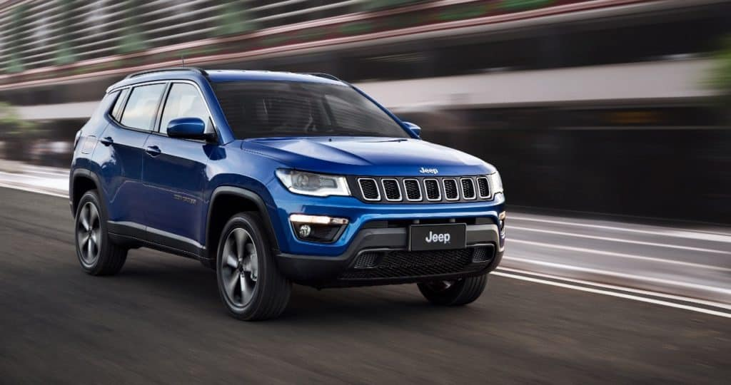 Jeep Compass will arrive next year in India