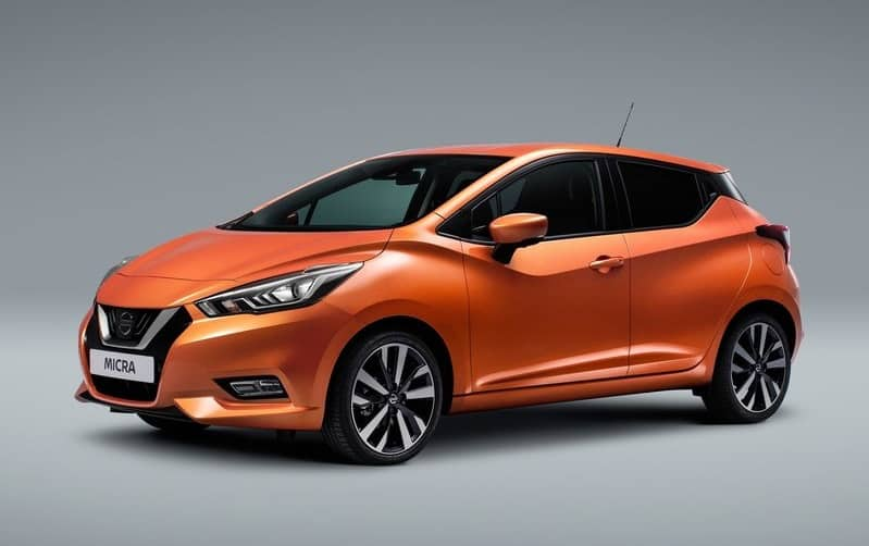 Next-Gen Nissan Micra Will Continue To Use The CVT Automatic