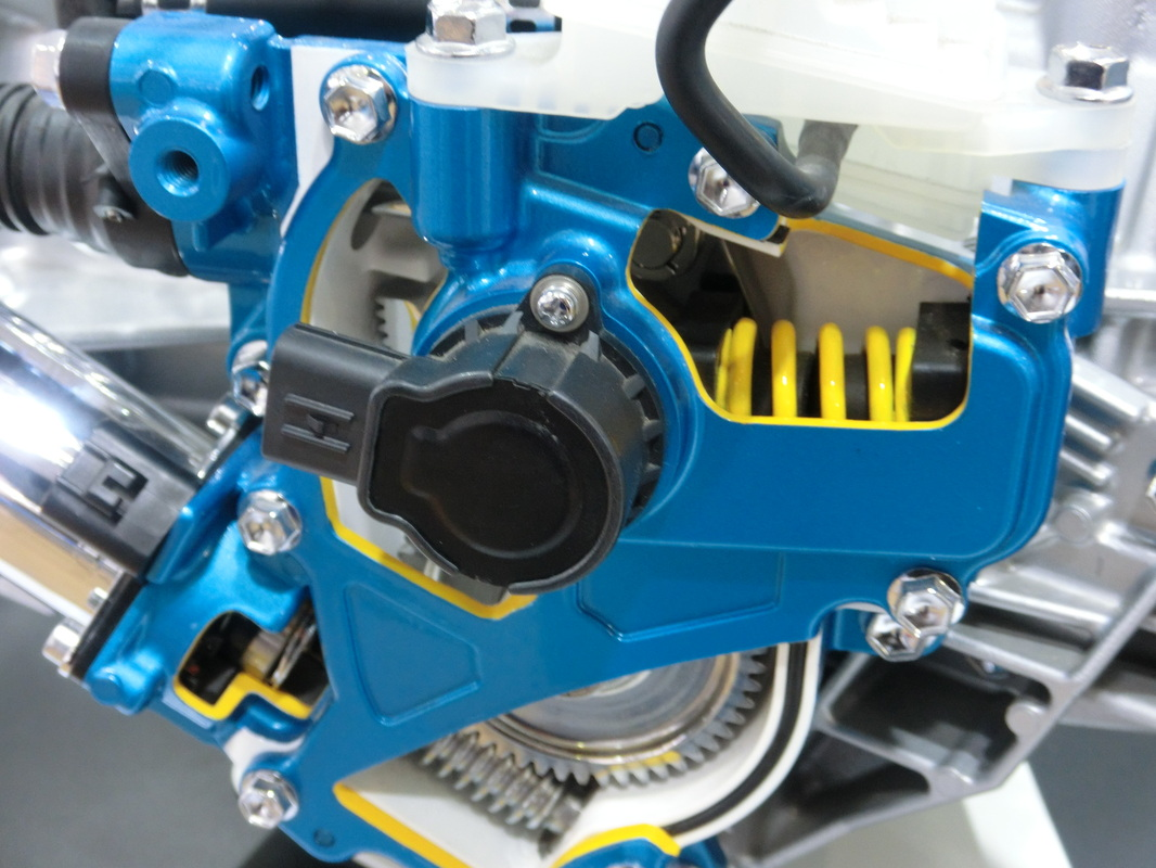Automated Manual Transmissions Use Simple Actuators