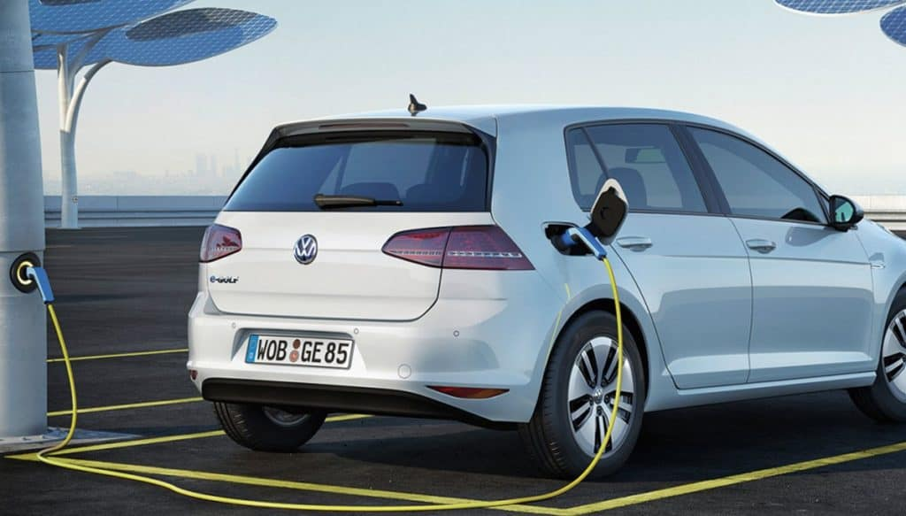 Volkswagen will be launching its range of electric cars soon