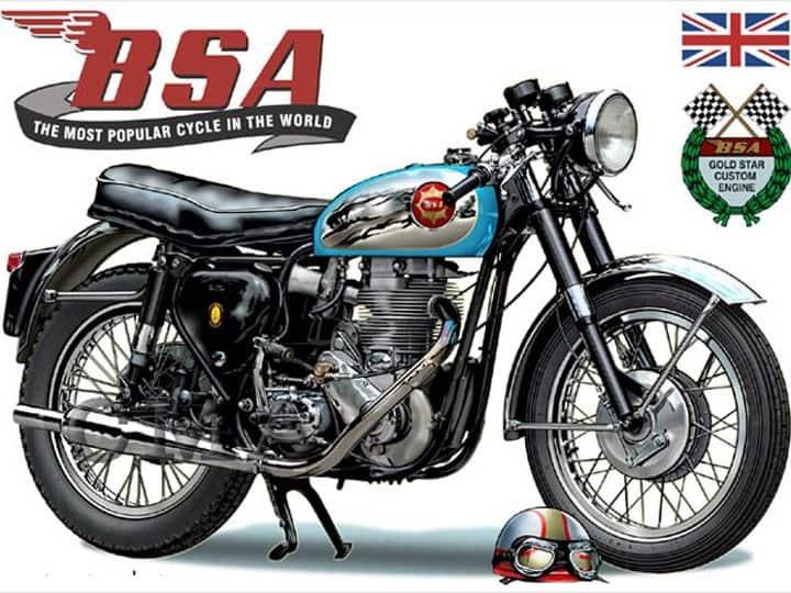 bsa-mahindra-motorycles