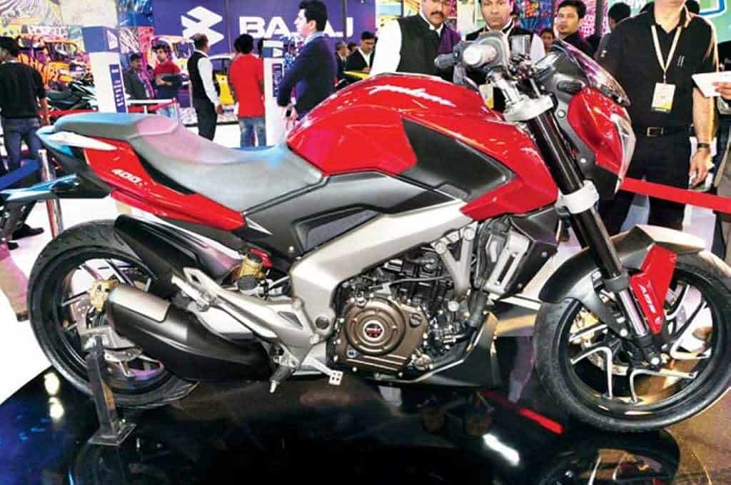 Showcased previously at Auto Expo 2016