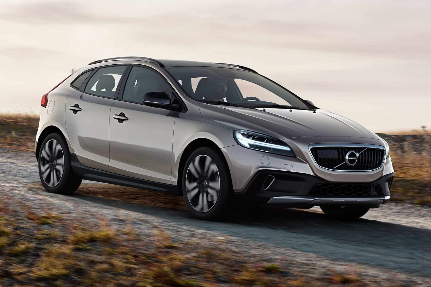 Launched 2017 Volvo V40 V40 Cross Country Price Inside