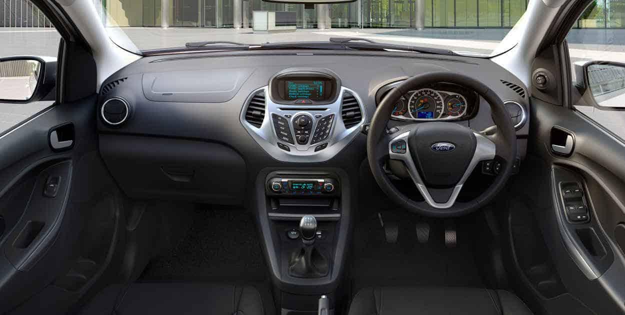Ford Figo Dashboard