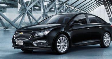 Chevrolet Says Goodbye To India
