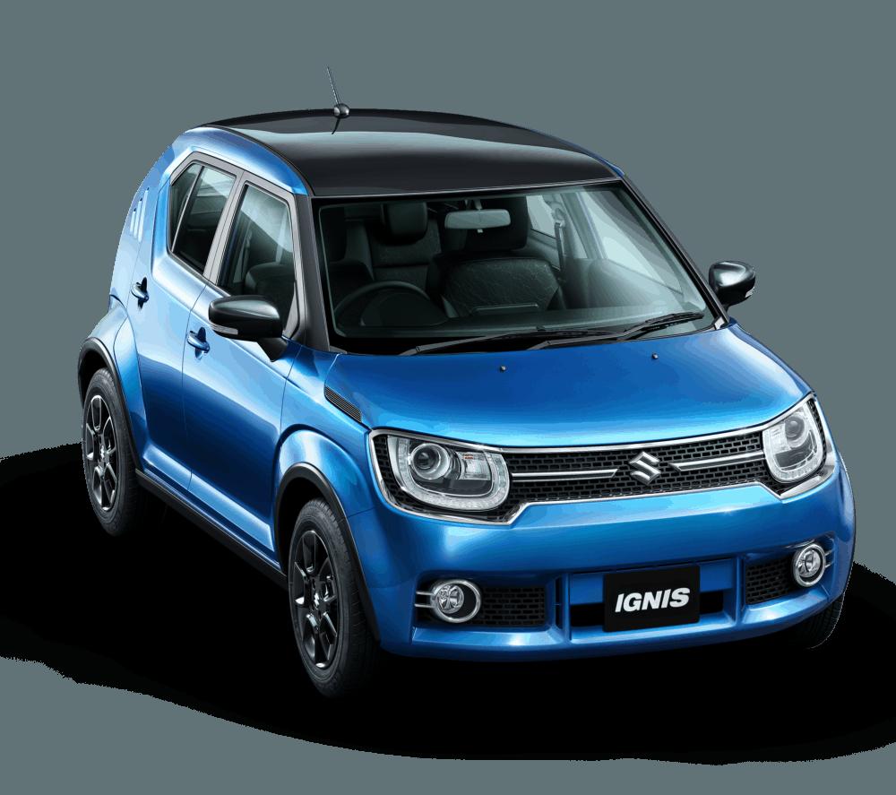 Maruti Suzuki Ignis Comparson
