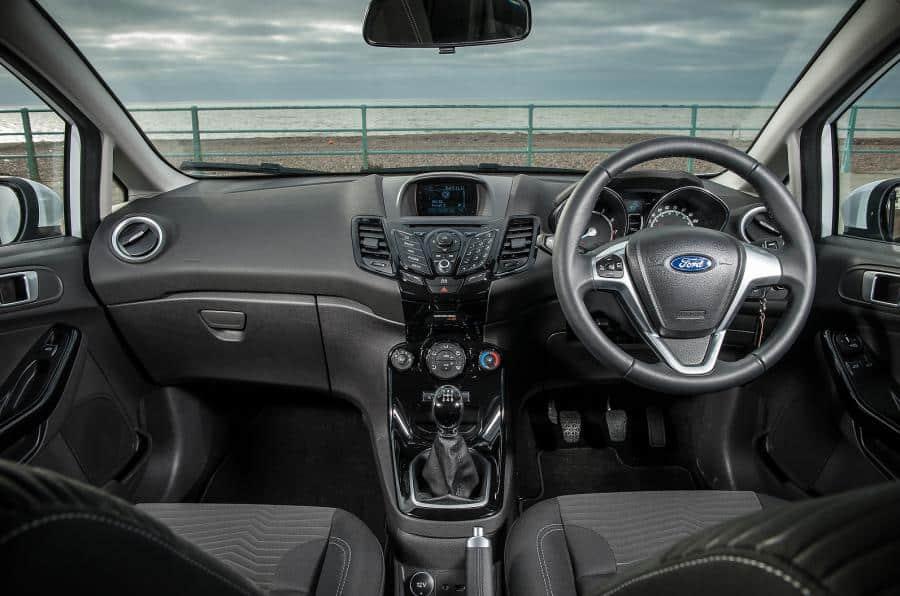 Ford Fiesta Interiors