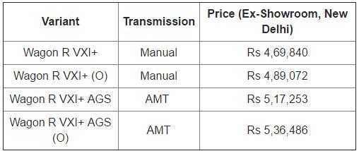 wagon-r-vxi-plus-price