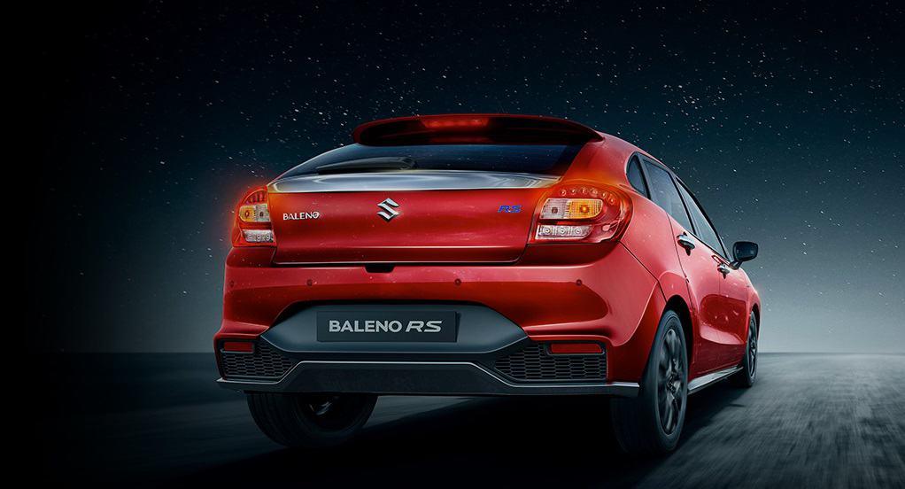 maruti-baleno-rs-official-image-wallpaper-rear-angle-red