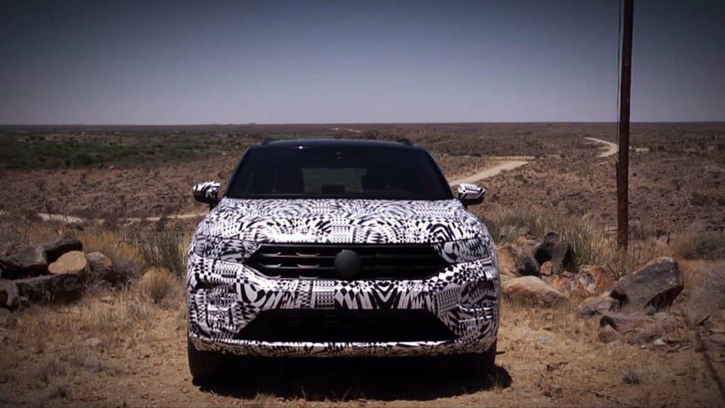 Volkswagen-T-Roc-teaser