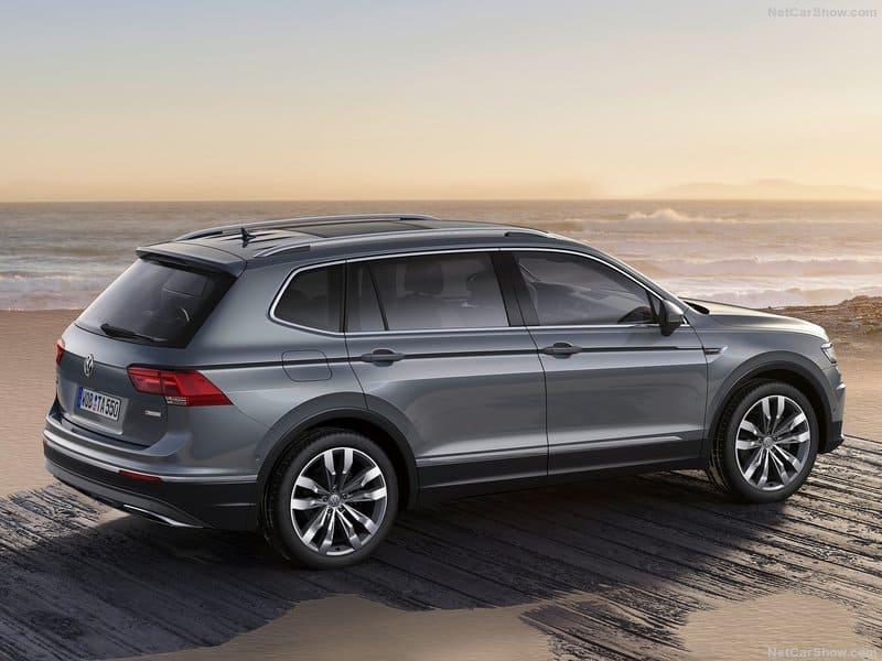 Volkswagen Tiguan Variant Breakdown