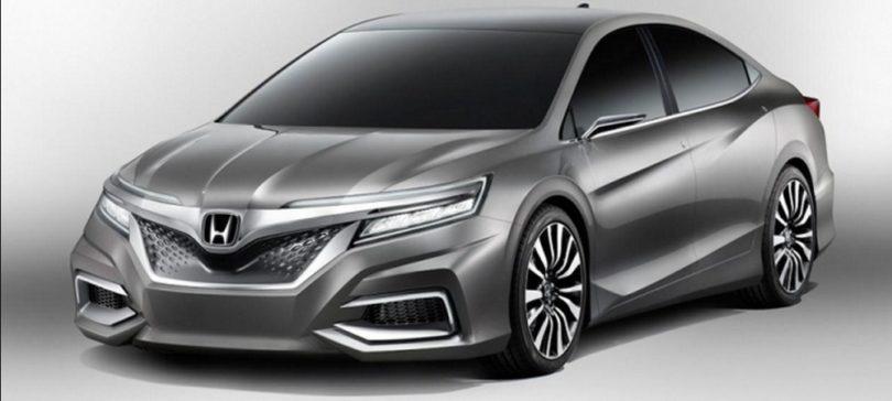 2018 10th gen Accord Honda