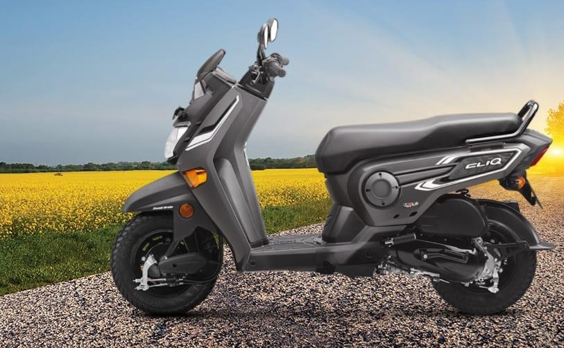 Honda-Cliq-studio-grey-india-activa-scooter