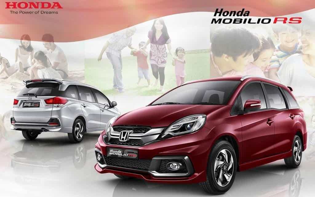 Honda Mobilio Discontinued