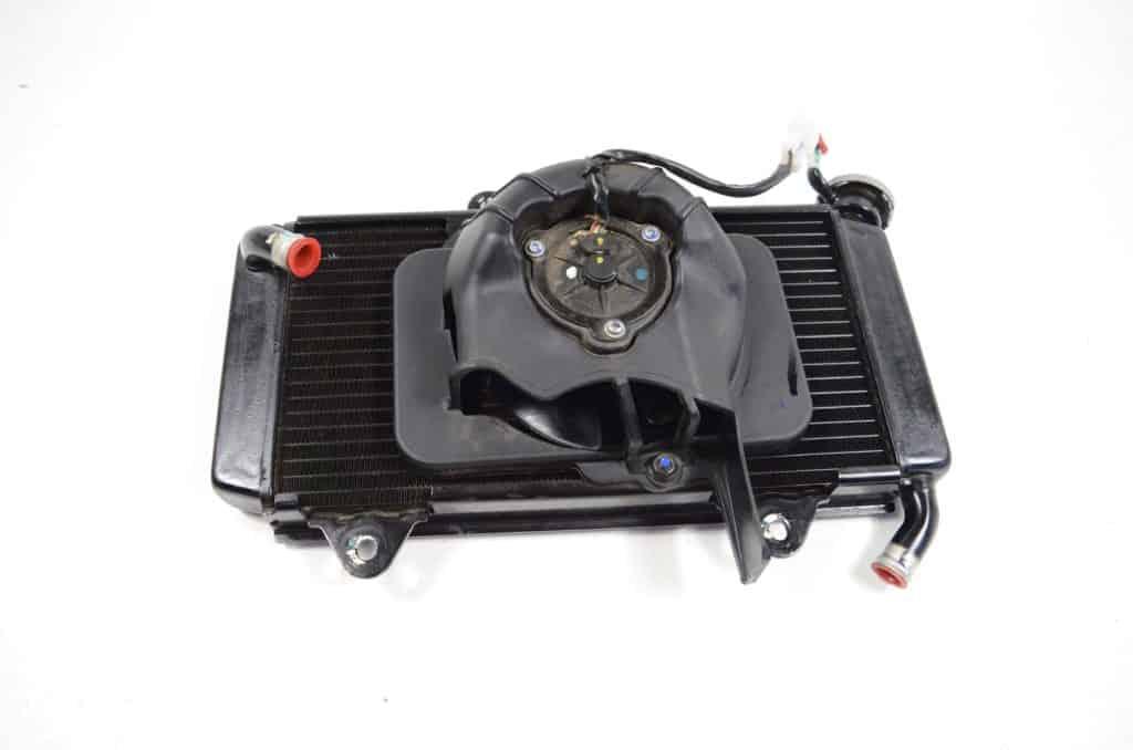 KTM Radiator Assembly With Fan