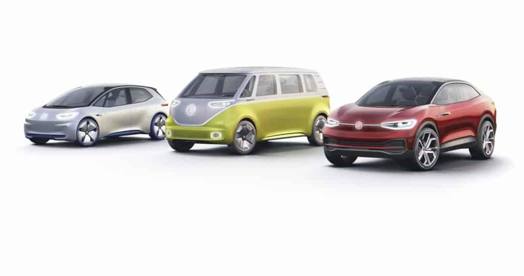 VW ID Family Volkswagen I.D. Buzz Cross