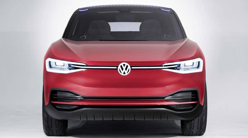 VW ID Crozz Volkswagen I.D. Cross front