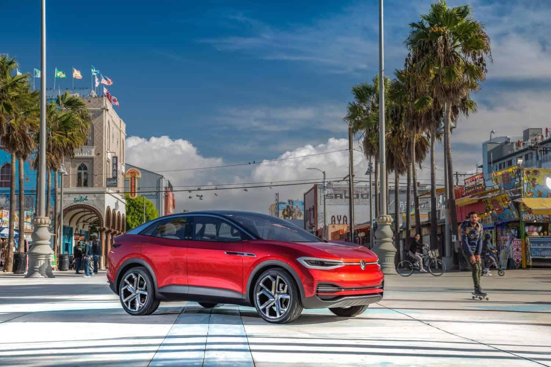 2020 Volkswagen ID Crozz Electric Crossover/SUV - Range, Specs, Price