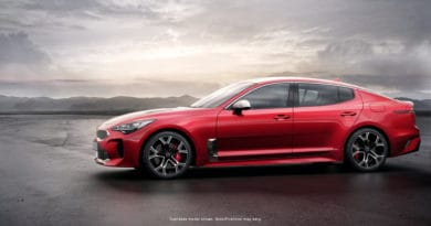 Hyundai Sports Car will Use Kia Stinger Chassis