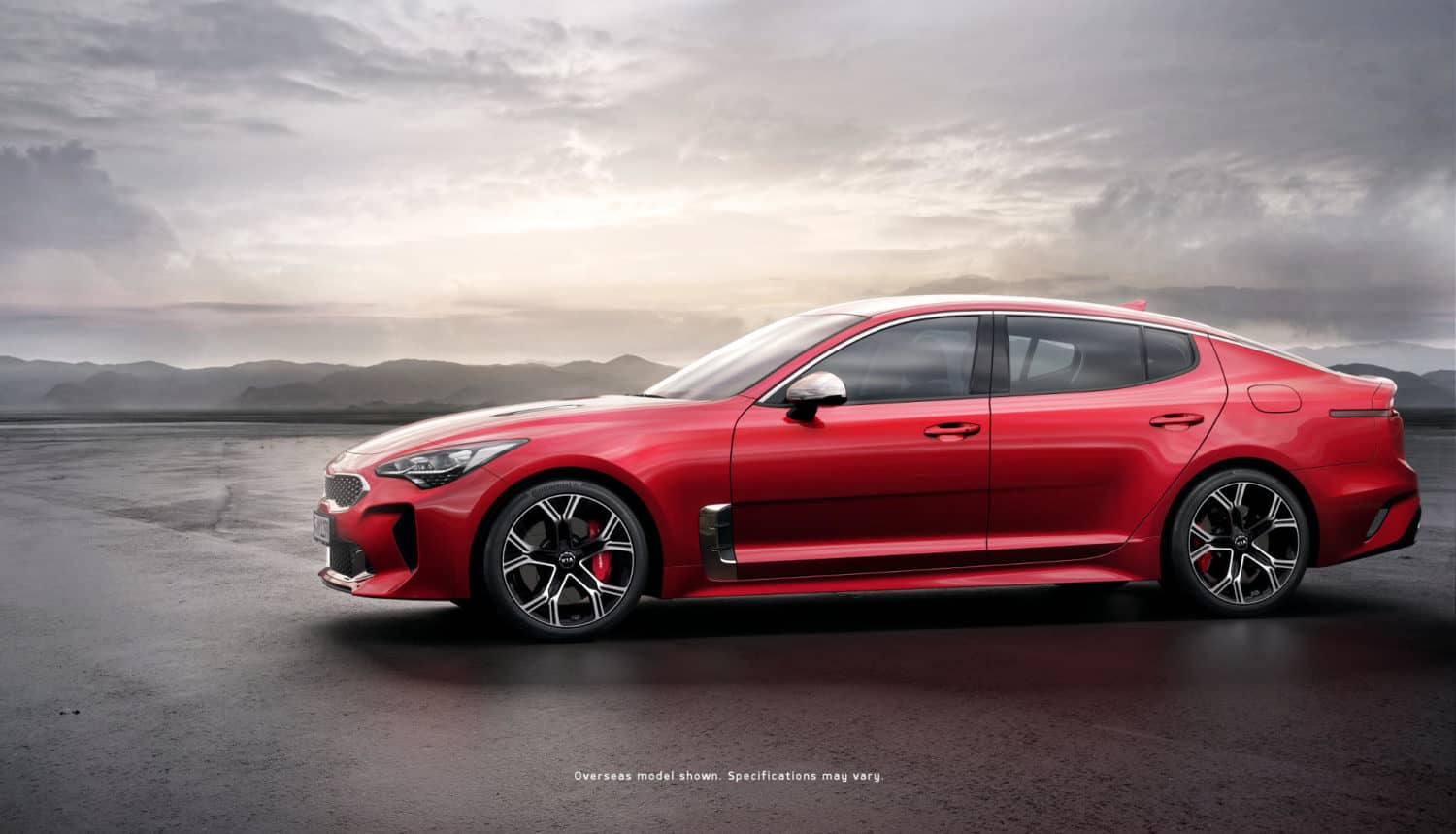 5.0-litre V8 Hyundai Sports Car Unveil At Detroit Auto Show In January