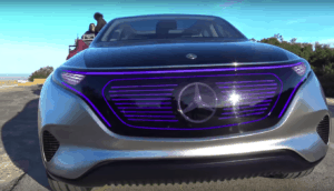 Mercedes EQ SUV