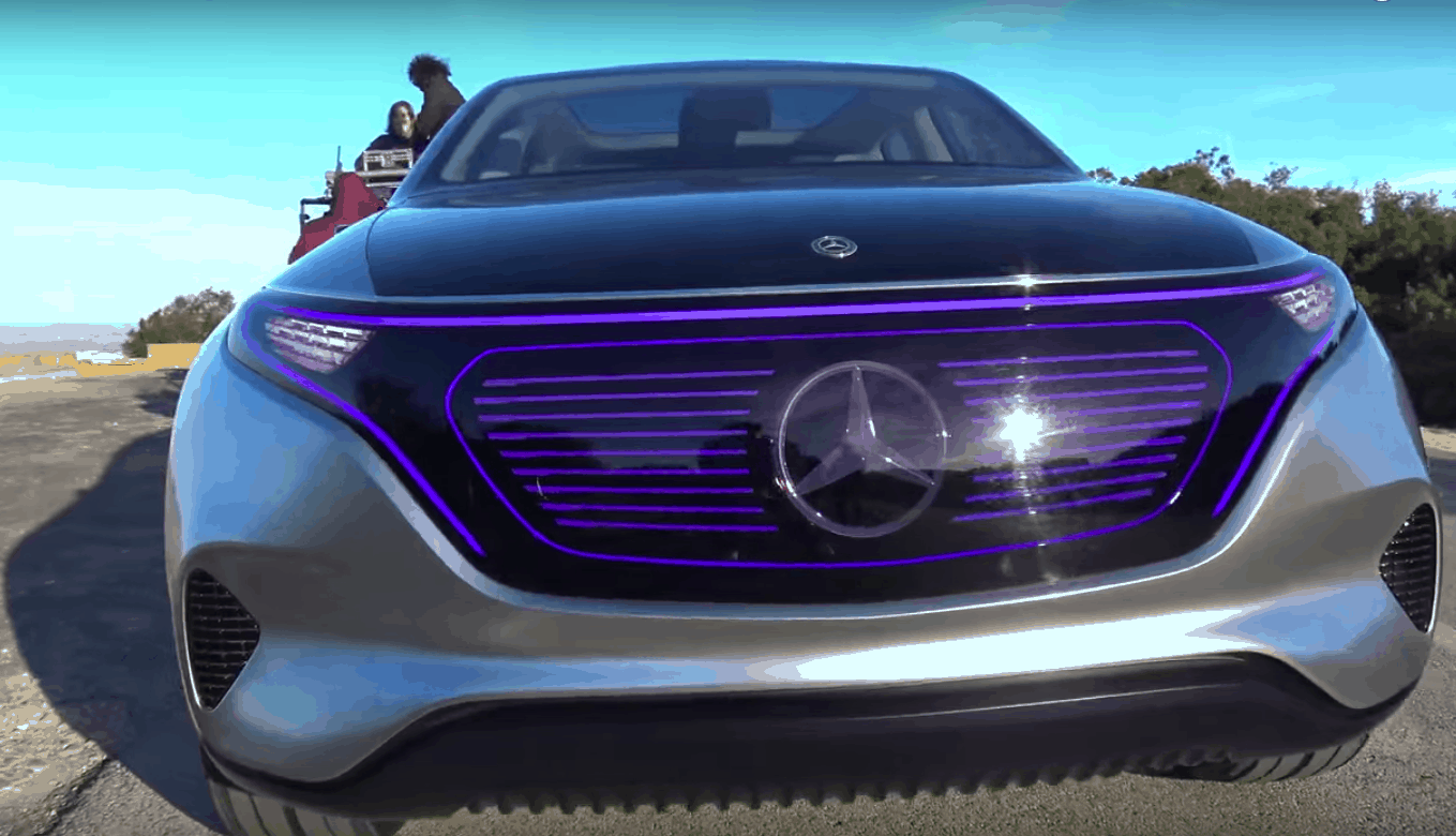 Mercedes eq electric eqcat pm motoring junction for Mercedes benz eq release date
