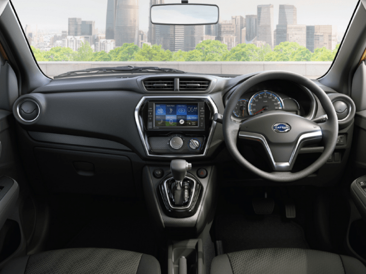New Datsun Go Cross Unveiled For India