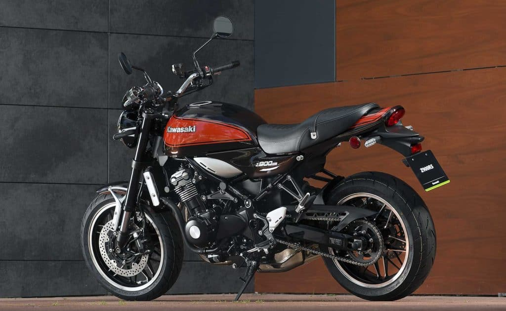 kawasaki z900rs retro modern bike launched at rs 15 3 lakh. Black Bedroom Furniture Sets. Home Design Ideas