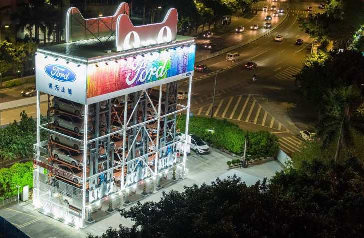 ford car vending machine-china-alibaba