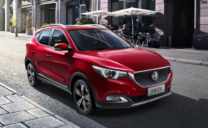 mg motor suv launching in india