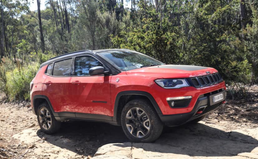 jeep compass trailhawk launching soon. Black Bedroom Furniture Sets. Home Design Ideas