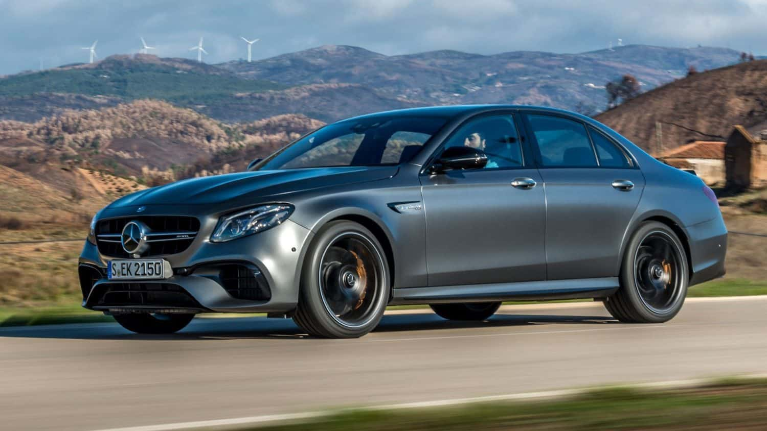 Mercedes-Benz AMG E63 S 4MATIC Launched in India