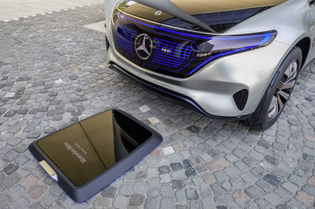 mercedes-benz wallbox fastcharger