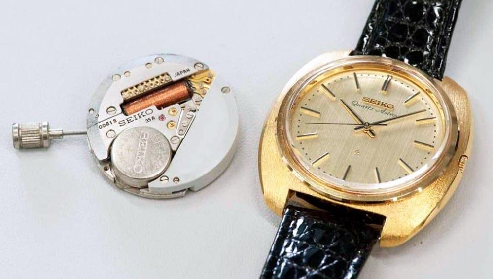 World's first Quartz Watch- Seiko Astron