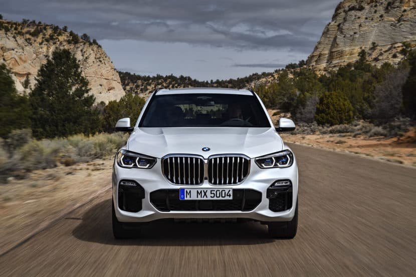 new 2019 bmw x5 front grille