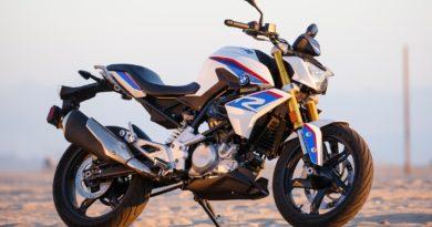 BMW G 310 R naked bike