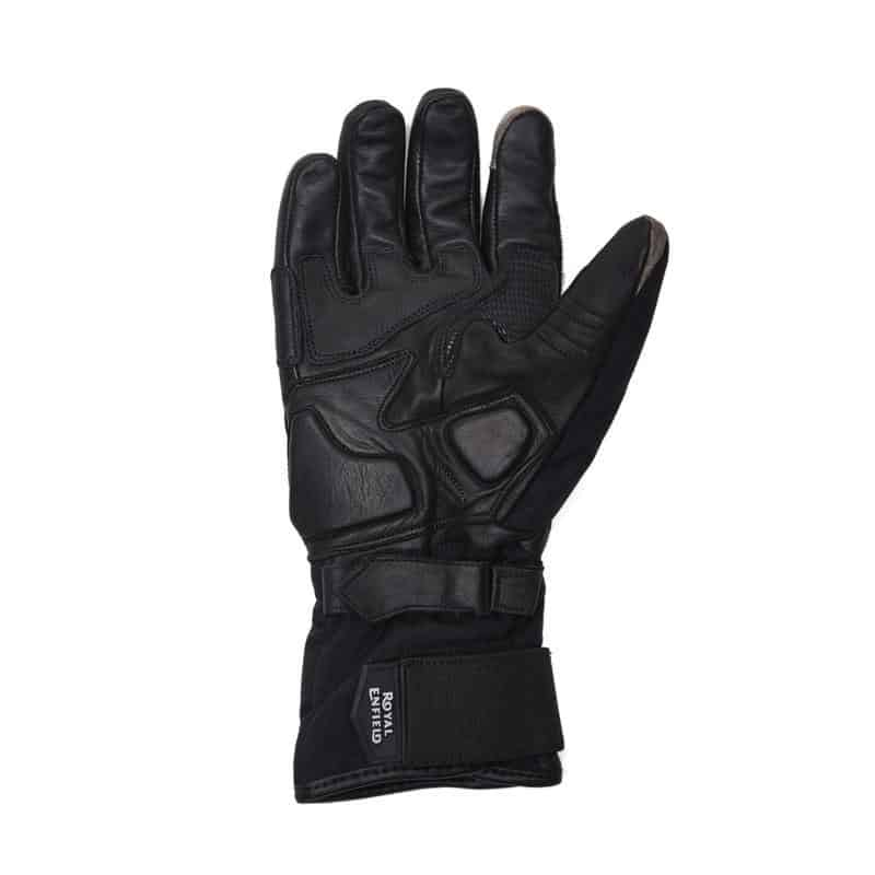 Royal Enfield Gear Waterproof gloves leather gloves touring gloves