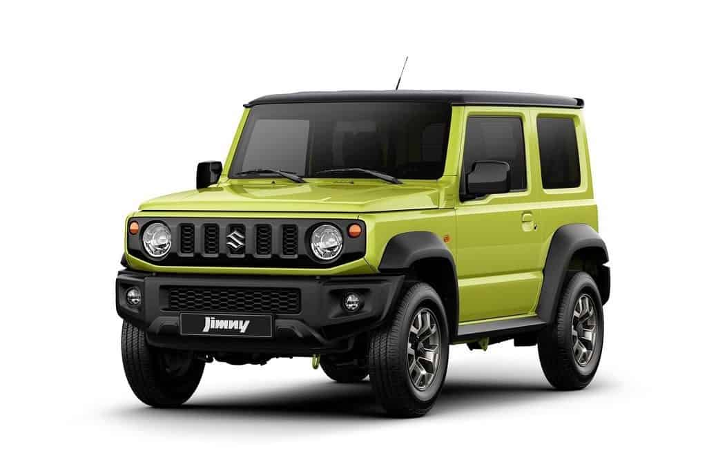 suzuki jimny (gypsy) photo