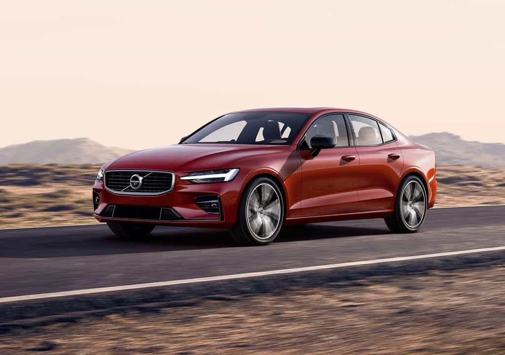 2019 Volvo S60 Image Gallery