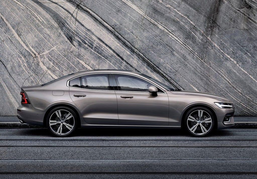 2019 Volvo S60 Image Gallery
