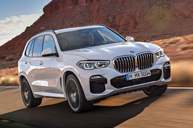 bmw x5 new for india
