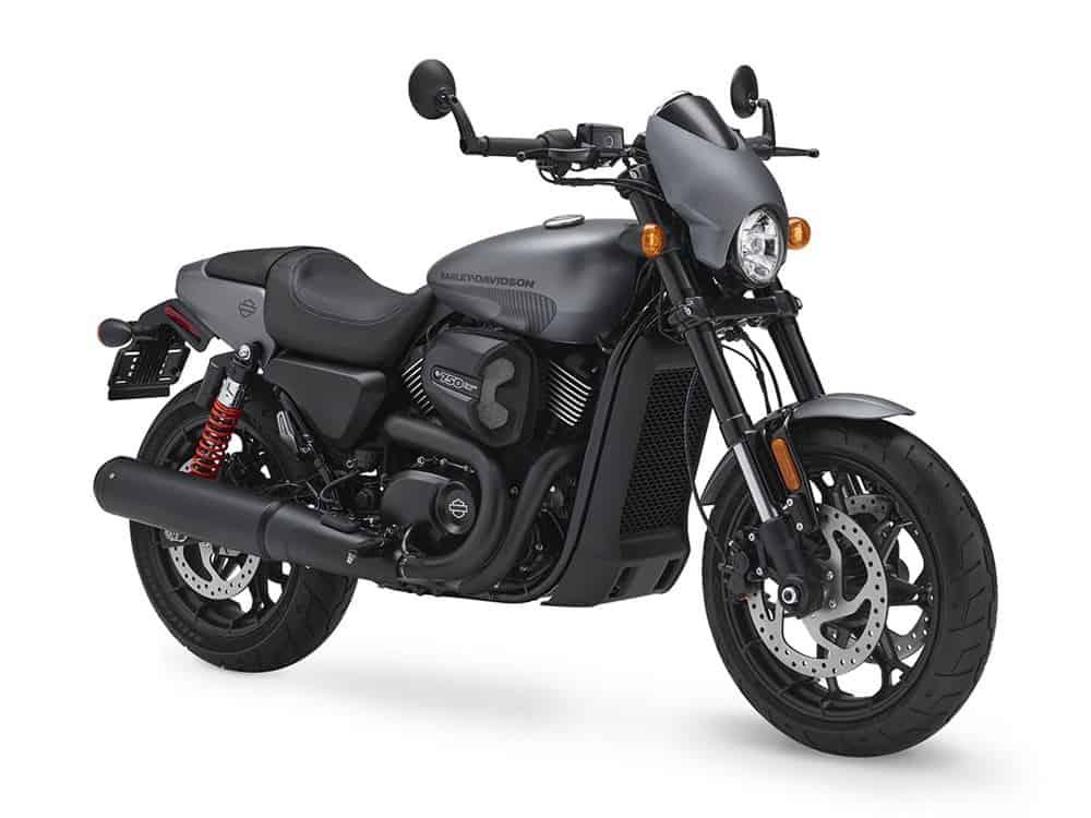 Harley Davidson Street Rod buyback offer