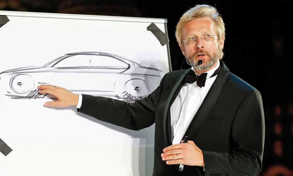 chris bangle bmw car designer