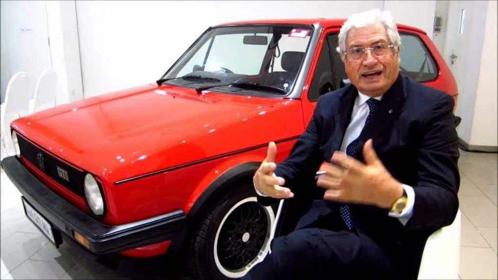 giorgetto giugiaro car designer italy