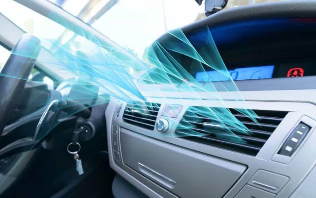 make car airconditioner cool again