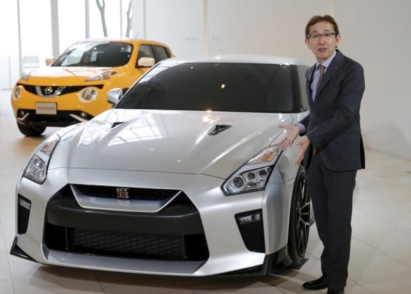 shiro nakamura nissan gtr designer