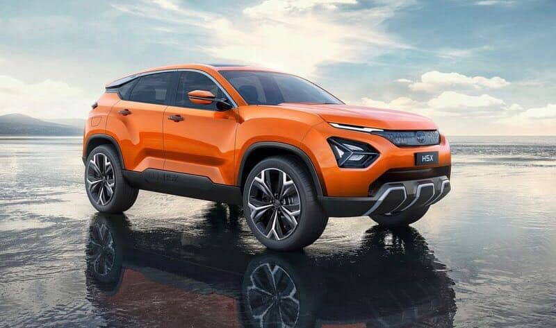 tata h5x harrier